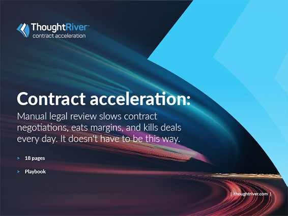 Contract Acceleration Playbook